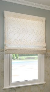Roman Shades Coco Curtain Studio Amp Interior Design