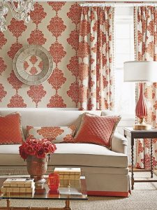Thibaut upholstery, fabric and wallpaper
