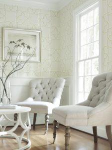 Light gray fabrics