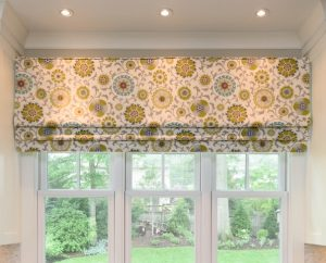 Roman Shades Coco Curtain Studio Interior Design