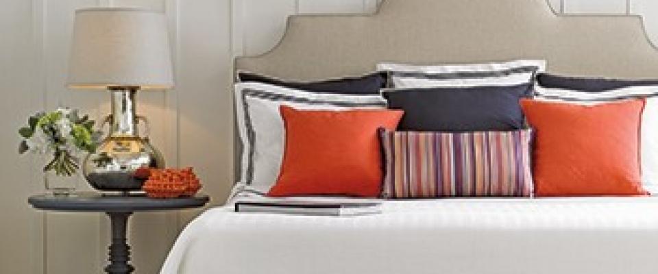 Stanley Upholstered Bed